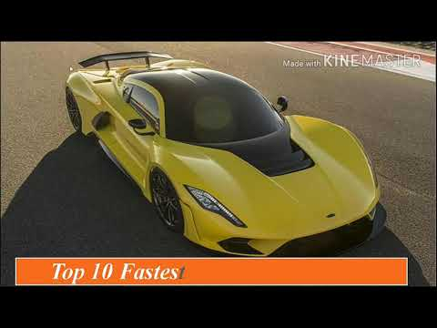 World's Top 10 Fastest Car 2018 | Speed Even More Than 400 Kms Per Hour |
