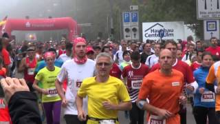 preview picture of video '10. Einstein Marathon 2014 in Ulm'