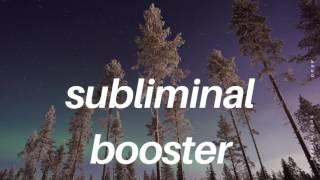 ☯ GET SUBLIMINAL RESULTS IN 10 MINUTES - Supernatural Booster!