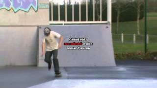 preview picture of video 'FAB et ALEX skatepark GUERANDE'