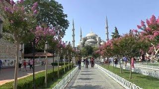 Прогулка по Стамбулу Walk around Istanbul