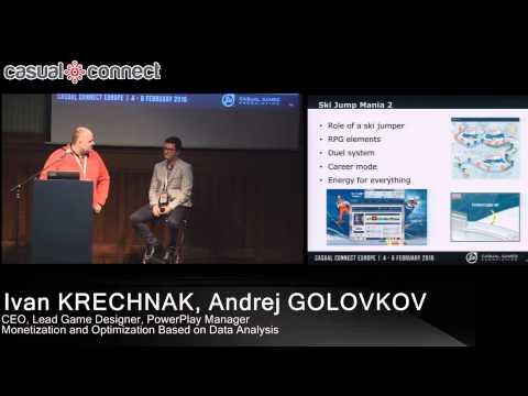 Monetization & Optimization From Data Analysis| KRECHŇÁK, GOLOVKOV