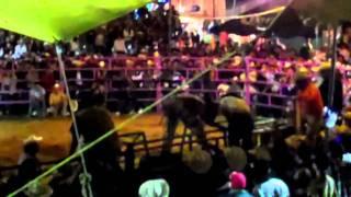 preview picture of video 'Toros de la Feria de Santiago Apostol 2010 (Prt. 2/2)'