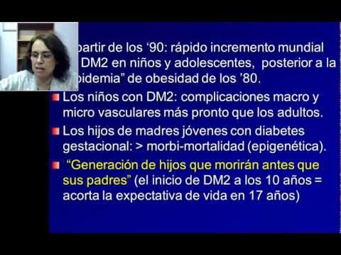 Índice normal de la sangre en la diabetes