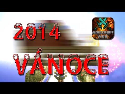 Minecraft Men - Vánoce 2014 [10 věcí, které nedělat na Vánoce]