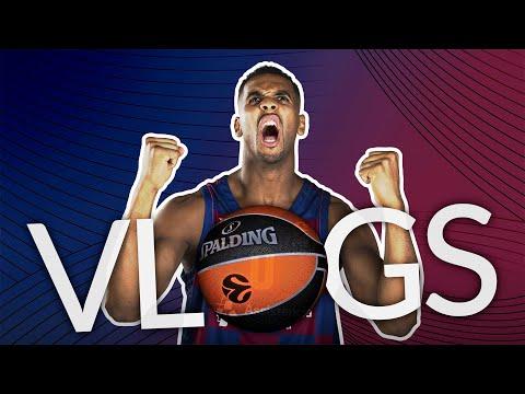 Brandon Davies, FC Barcelona - VLOG 1