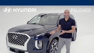 Showroom Walkaround | 2021 Palisade Calligraphy | Hyundai