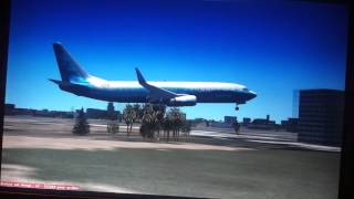 preview picture of video 'FSX - Training at DFFD - Ouagadougou'