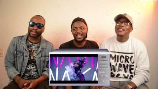 MicroWave Boys Reactions: Nadia Nakai ft Cassper Nyovest - Naaa Meeaan