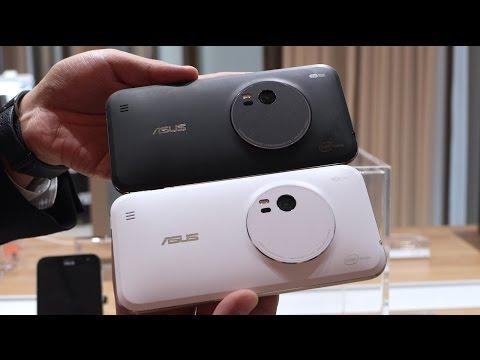 ASUS ZenFone Zoom Hands On