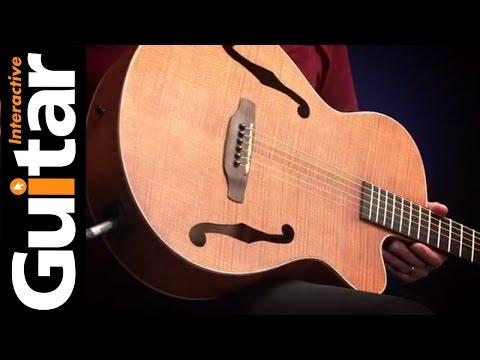 Aria Fetf1 Acoustic Guitar | Review