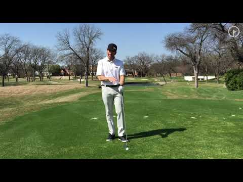 Golf Fundamentals: Draw
