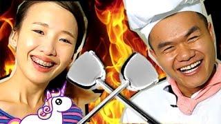 ศึกประชันอาหาร เมนูพิศดาร【 Feat.Bie The Ska 】