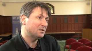 Simon Armitage gives advice on Creative Writing
