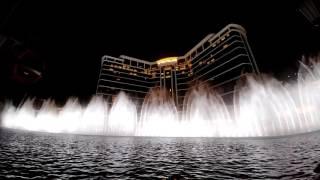 永利皇宮音樂噴泉