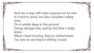Chris Smither - Slow Surprise Lyrics