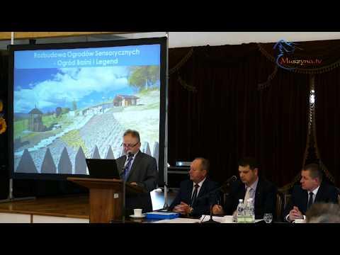X Sesja Rady Miasta i Gminy Uzdrowiskowej Muszyna