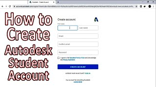 Autodesk student account - Autodesk student account activation 2020