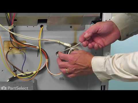 Download Range Stove Oven Repair Replacing The Oven Sensor Ge Part