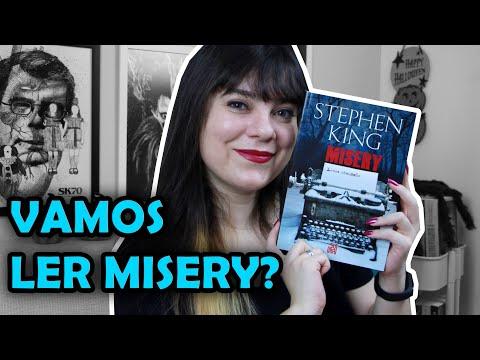 Vamos Ler Misery, do Stephen King?