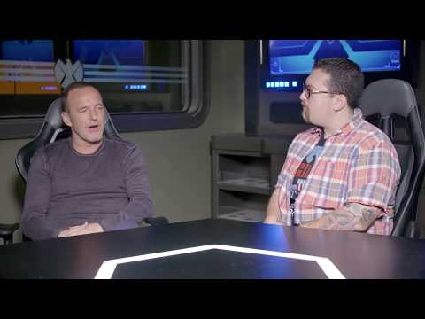 Clark Gregg Talks Directing with Ryan on This Week in Marvel