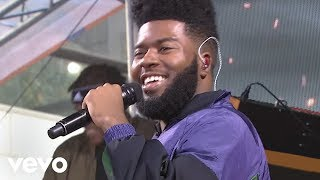 Khalid   Young Dumb & Broke (The TODAY Show)