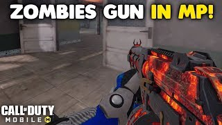I Used the HG-40 Lava Zombies Wonder Weapon in Multiplayer!