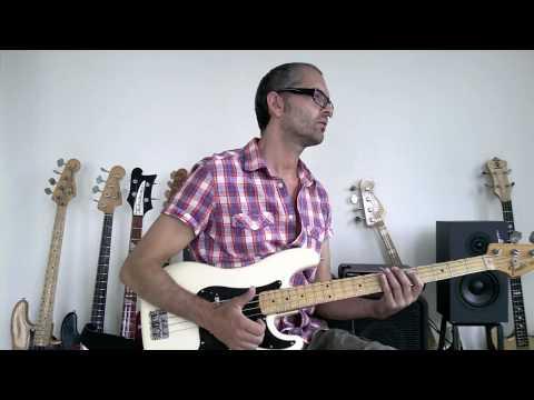 5. Slap bass lesson - beginner/intermediate