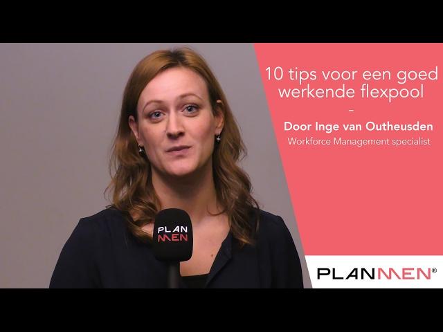10 tips voor een goed werkende flexpool