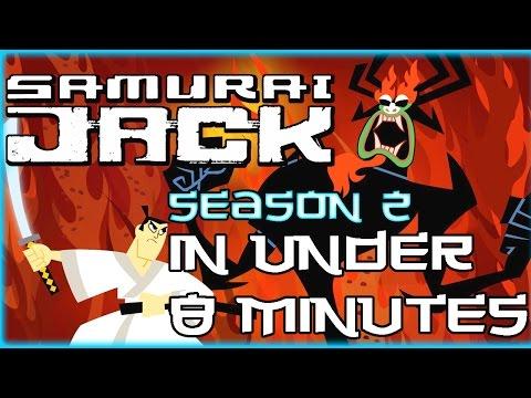 Samurai Jack Season Recap Season 2. What Happened in Samurai Jack Season 2.