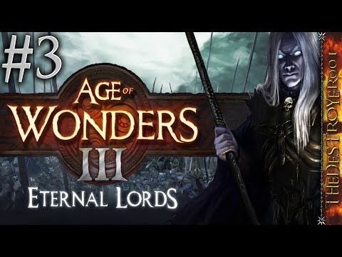 Age of Wonders III | The Rise of Groin the Unclean! #3 [July 9, 2019]