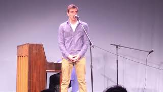 """Heaven's Light"" & ""Hellfire"" from Hunchback of Notre Dame - sung by Kiernan O'Neal"