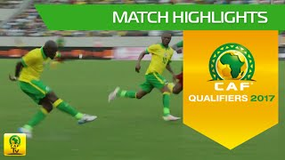 Cameroon vs South Africa | Africa Cup of Nations Qualifiers 2017