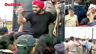 JNU Violence: Protesters Shifted From Gateway Of India To Azad Maidan