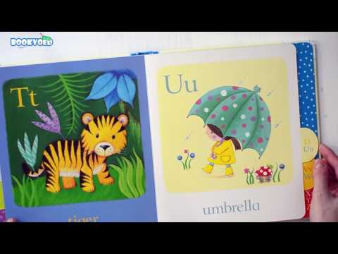 Видео обзор Alphabet Picture Book