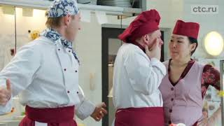 «Кухня»  лучшие шутки Феди и Сени
