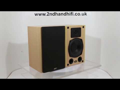 Gale silver monitor speakers ( review) - смотреть онлайн на