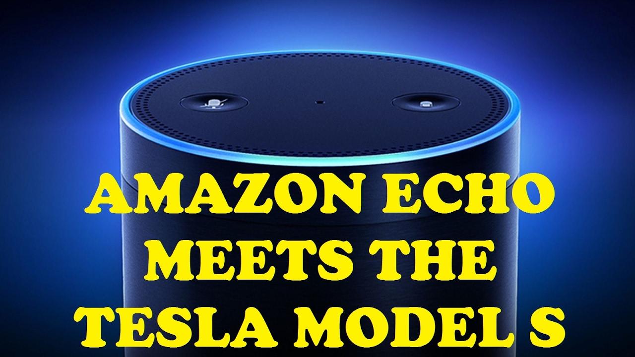 Deadset Aussie Legend Got His Echo To Talk To His Tesla