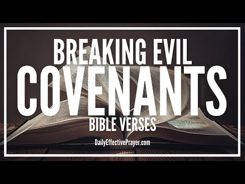 Download Bible Verses On Breaking Evil Covenants | Scriptures On Breaking Evil Covenants (Audio Bible) HD Mp4 3GP Video and MP3