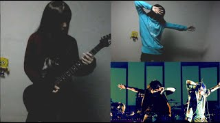【guitar cover】Rave-up Tonight/Fear, and Loathing in Las Vegas【dance?】