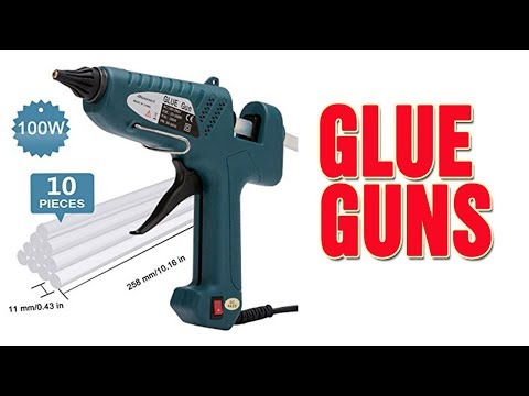 Top 3 Best Glue Guns To Buy 2018 – Glue Guns Reviews