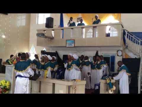 Awa loba giga Kan by Araromi Glorious Cathedral Choir