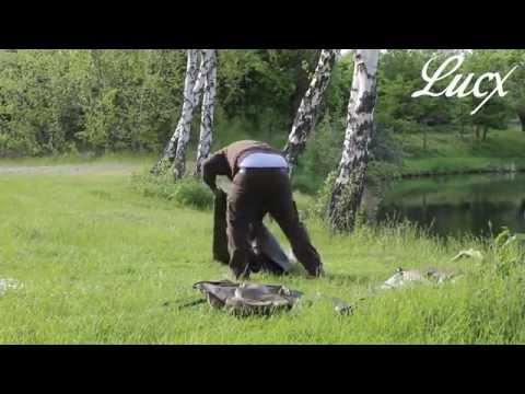 Lucx Angelzelt – Bivvy