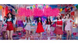 MOMOLAND「I'm So Hot  Japanese Ver. 」