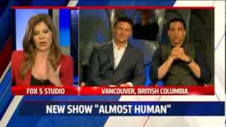 'Almost Human' stars preview the new show-FOX5