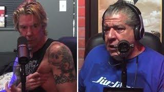 Burst Pancreas Almost Kills Duff McKagan | Joey Diaz