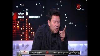 رضا عبدالعال: مشيت من بلدية المحلة بمزاجي
