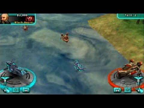 Field Commander Sony PSP Gameplay - Gameplay