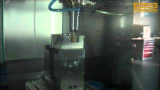 5 axis milling