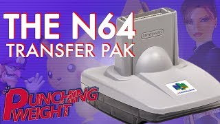 Secrets of the N64 Transfer Pak | Punching Weight [SSFF]